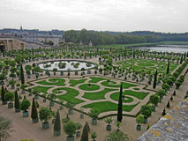 Les jardins de Versailles 4 Photos libres de droits