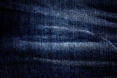 Les jeans empaquettent le fond de Scrapbooking de tissu de texture, grunge images libres de droits