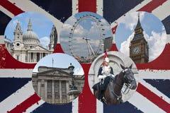 Les jeux de Londres Photo stock