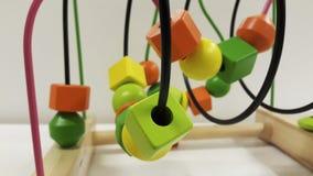 Les jouets colorés Photos libres de droits
