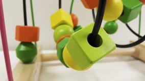 Les jouets colorés Images libres de droits