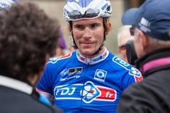 Les 4 jours de Dunkerke 2014 (corsa di strada del ciclo) Fotografia Stock