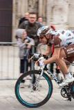 Les 4 jours De Dunkerque 2014 (épreuve sur route de cycle) Photographie stock libre de droits
