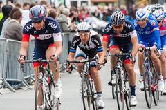 Les 4 jours De Dunkerque 2014 (épreuve sur route de cycle) Photographie stock