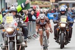 Les 4 jours de Dunkerque 2014 (competição automóvel do ciclo) Fotografia de Stock