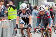 Les 4 jours de Dunkerque 2014 (competição automóvel do ciclo) Foto de Stock Royalty Free