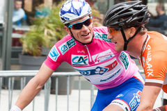 Les 4 jours de Dunkerque 2014 (cycle road race) Stock Photo