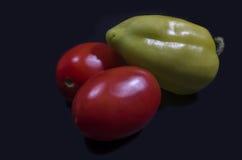 Les légumes savoureux Images stock