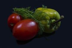 Les légumes savoureux Photographie stock libre de droits