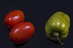 Les légumes savoureux Photo libre de droits