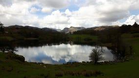 Les lacs Images libres de droits