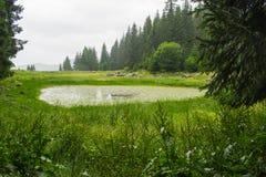 Les lacs Smolyan Images libres de droits