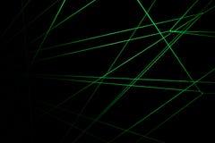 Les lasers se fanent photographie stock libre de droits
