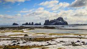 Les Îles Shetland du sud, Antarctique Image stock