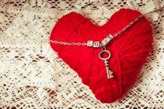 Les lettres d'amour Photos libres de droits