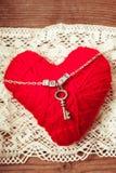 Les lettres d'amour Images stock