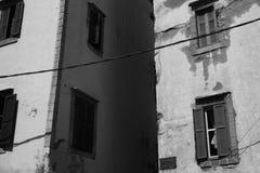 Les lignes architecturales de la vieille Médina d'Essaouira Images libres de droits