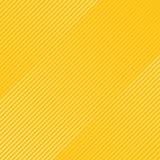 Les lignes rayées blanches abstraites modèlent diagonalement la texture sur le yello illustration stock