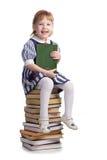 les livres de chéri ont isolé peu Photo libre de droits