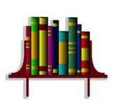 Les livres sur le régiment. Photographie stock libre de droits