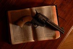 Les lois que le vieil ouest demeure images libres de droits