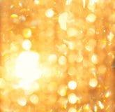 Les lumières brouillées boken l'effet Photo stock