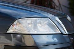 Les lumières de la voiture Images libres de droits