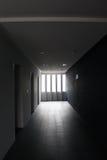 Les lumières entre les murs Photo libre de droits