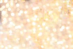 Les lumières et les points culminants ont brouillé de fête et lumineux photos libres de droits