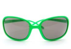 Les lunettes de soleil des enfants Photographie stock libre de droits