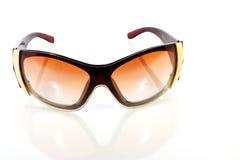 Les lunettes de soleil des femmes Photographie stock libre de droits