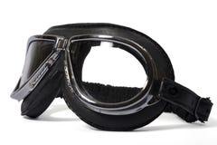Les lunettes du pilote photos libres de droits