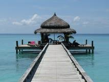 Les Maldives Photos stock