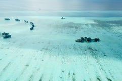 les Maldives Image libre de droits