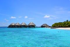 Les Maldives Asie image libre de droits