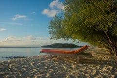 Les Maldives Kani île en avril 2015 Images libres de droits