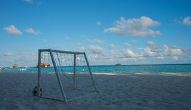 Les Maldives Kani île en avril 2015 Images stock