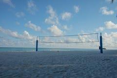 Les Maldives Kani île en avril 2015 Image libre de droits