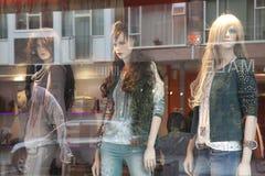 Les mannequins factices du tailleur Photo libre de droits