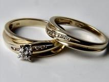 Les mariées Image libre de droits