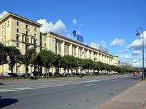 Les marins logent à St Petersburg Images stock