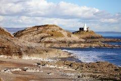 Les marmonnements, Pays de Galles Photo libre de droits