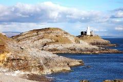 Les marmonnements, Pays de Galles Images libres de droits