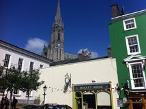 Les meilleures bières est en Irlande Images stock