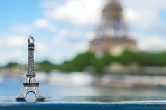 Les meilleures destinations de Paris en Europe Images stock