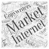 Les meilleures solutions de vente d'Internet sans dépenser trop Bencivenga Halbert et Lok The 3 plus grands redacteurs publicitai Images stock