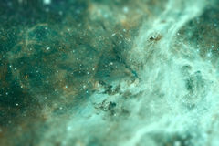 Les mensonges de Doradus de la région 30 dans la grande galaxie de nuage de Magellanic Photo libre de droits