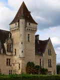 Les Milandes, Castelnaud-la-Chapelle ( France ). Joséphine Baker bought this castle in 1947 Stock Photo