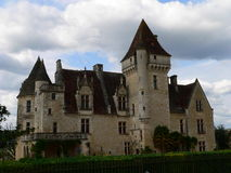 Les Milandes, Castelnaud-la-Chapelle ( France ) Royalty Free Stock Photos