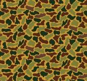 Les militaires abstraits camouflent le fond Image stock